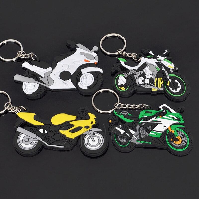 Paracord Motorbike Key Fob Motorcycle Key Ring Suzuki Triumph Yamaha /& More