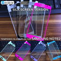 2.5D 9 H 5.5for Samsung Galaxy Note 2 Case Закаленное Стекло фильм-Экран Протектор Для Samsung Galaxy Note 2 Note2 N7100 телефон