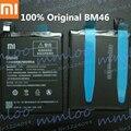 100% Первоначально Неподдельный BM46 4000 мАч Аккумулятор Для Xiaomi Redmi Note 3 Сяо mi Hongmi note 3 Pro