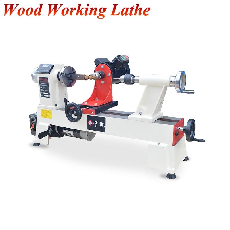 Woodworking Lathe Diy Micro Machine Tool Wood Bead Processing Machine Mini Home Multi function Small Bead Machine JWL 1218VD   - title=