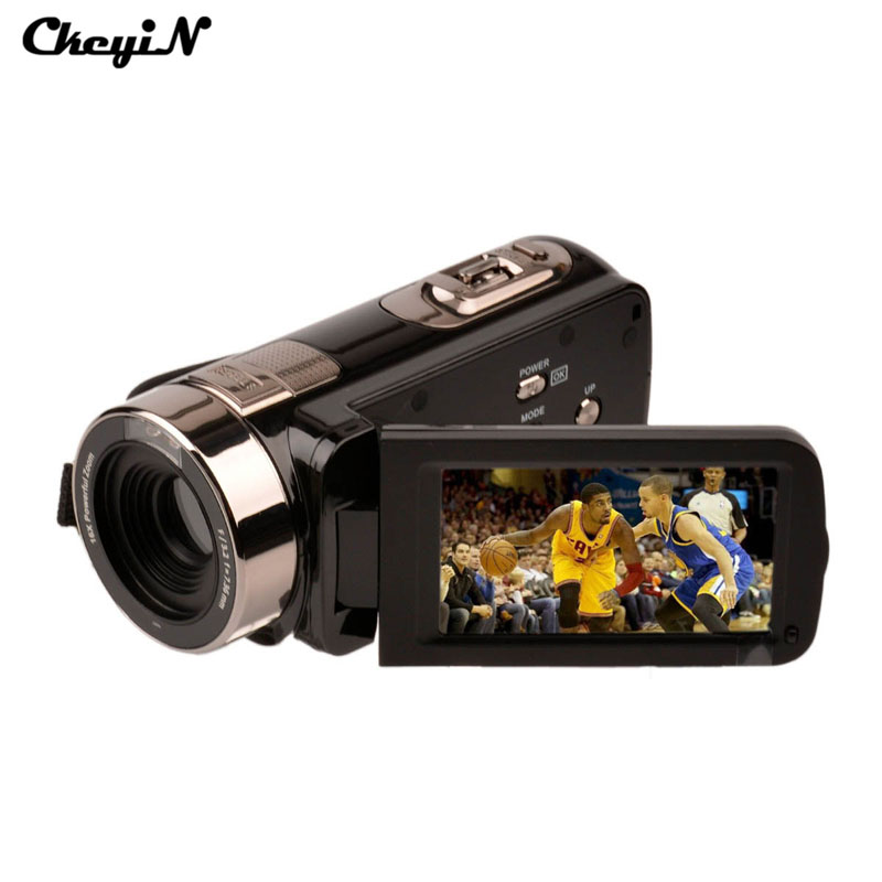 ФОТО Video Camera Full HD 1080P Night-shot Video Camcorder + Remote Control 24 MP 3.0'' LCD Display Screen LM-2829