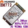 Huawei EM772 глобальный 3 г WWAN HSDPA wi-fi 802.11b / G / n открынный