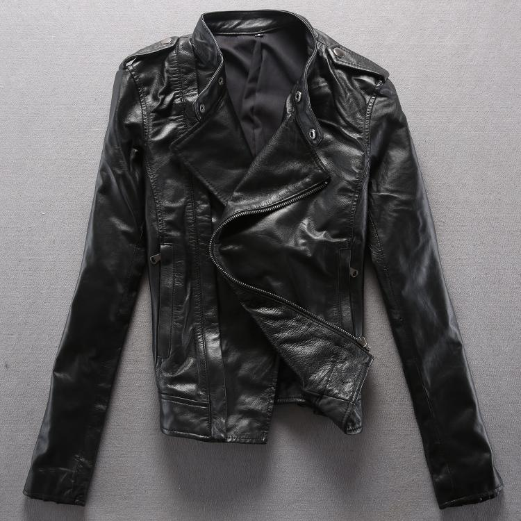 2015 Japanese Fashion Brand Genuine Leather Jackets And -9850
