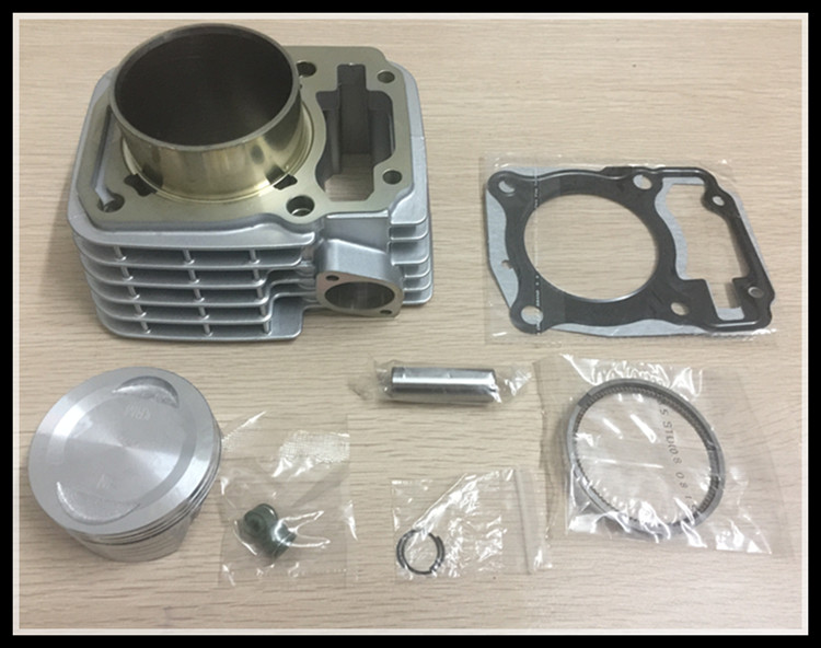 Motorfiets Power Refit Toebehoren WarHawk Phantom SDH150 CBF 150 - Motoraccessoires en onderdelen