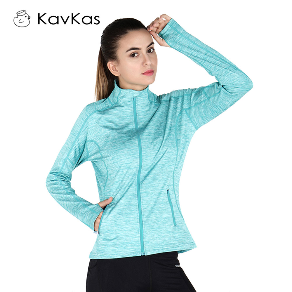Kavkas Woman Jackets Jogging Red Sox Jersey Sports Suit Running Jackets Ropa Gym Jackets Long sleeved sweater