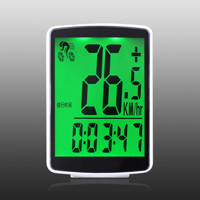 Bicycle cable code table speed odometer Chinese and English code table