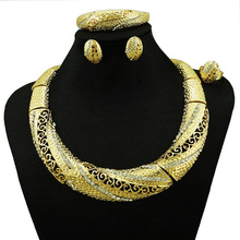 indian  jewelry sets african women necklace pearl jewelry bead wedding  necklace