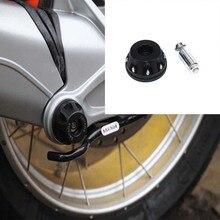 Caixa de Transmissão Final Cardan Bater Slider Protetor Para BMW R1200GS LC/LC R 1200 GS Adventure 2013-2017 acessórios da motocicleta