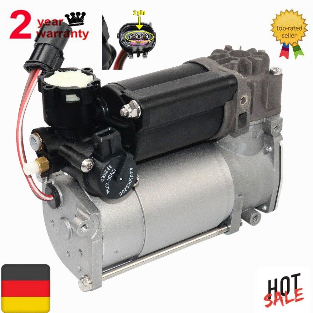 Suspension pneumatique COMPRESSEUR Pompe Pour LAND ROVER DÉCOUVERTE 2 MK2 TD5 & V8 RQG100041 4154031030