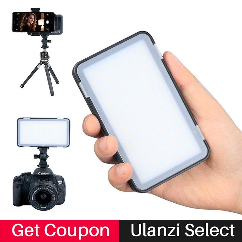 Godox ярких мини-Камера светодиодный свет встроенный литиевый Батарея USB Video Запись макрофотографии свет для телефона/DSLR ...