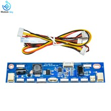 1 Set Multifunction Inverter for Backlight LED Constant Current Board Driver Board 12 connecters LED Strip Tester(China)