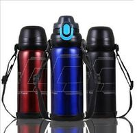 New Bike Bicycle 800ml Sports ciclismo Stainless Steel Cycling Water Bottle Vacuum Thermos Flask Warm Free shipping