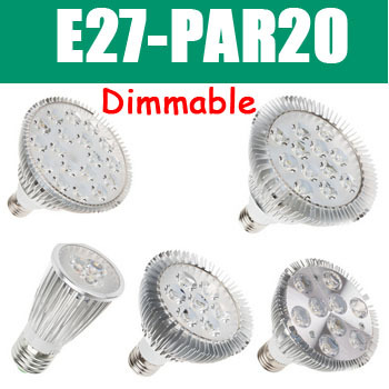 Ultra Bright E27 Dimmable Led Spotlight PAR20 PAR30 PAR38 6W 14W 18W 24W 30W 36W LED Light Bulb Lamp AC 86-265V ZM01049 - Hua Shang Tripod CO., LTD store