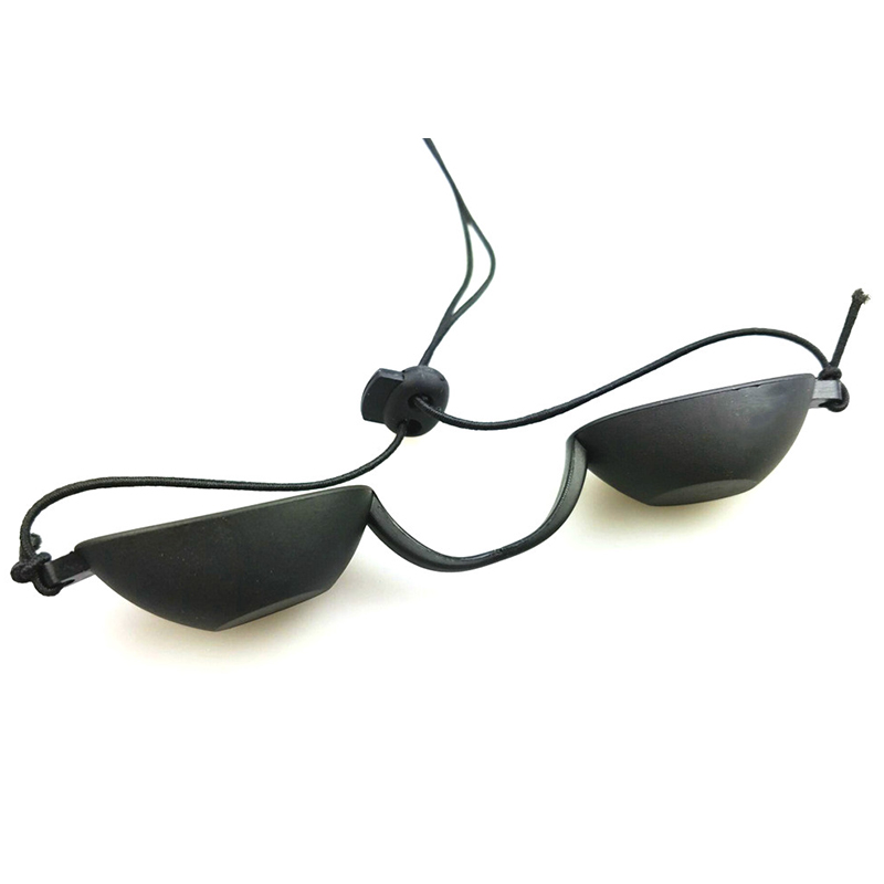 Image 3 - Eyepatch Glasses Laser Light Safety Protection Goggles IPL Beauty Clinic Patient-in Safety Goggles from Security & Protection