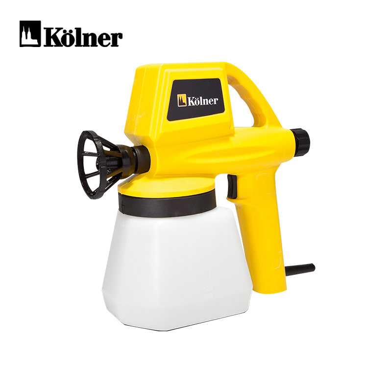 Airbrush Electric Kolner KSG 80 Paint Sprayer Spray Gun for Paint and Decorating Power Tools ship from Russia