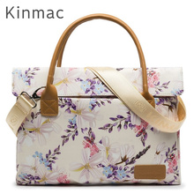 "2020 New Brand Kinmac Lady Bag Laptop Bag 13"",14"",15"",15.6"",Messenger Women Case For MacBook Air Pro, Free Drop Shipping KC32"