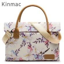 """2020 yeni marka Kinmac bayan çantası Laptop çantası 13 """",14"""",15 """",15.6"""", messenger kadın çantası MacBook Air Pro için, ücretsiz damla nakliye KC32"""