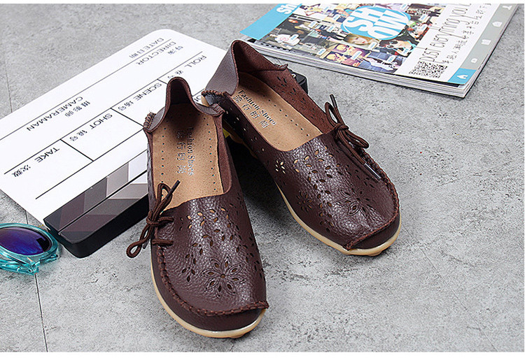 AH 911-2 (7) Women's Summer Loafers Shoes