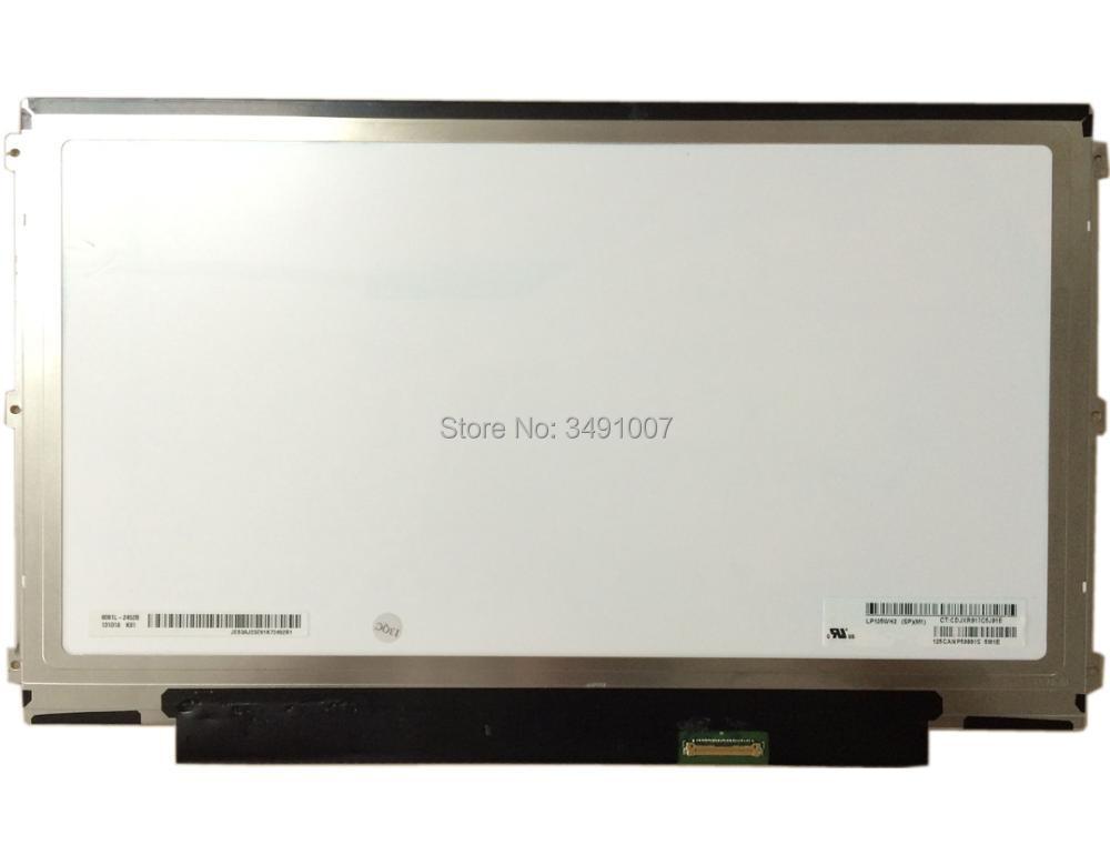 LP125WH2 SPM1 LP125WH2(SP)(M1) eDP 30 pin IPS LCD Screen Display rebekka bakken rebekka bakken most personal 2 lp