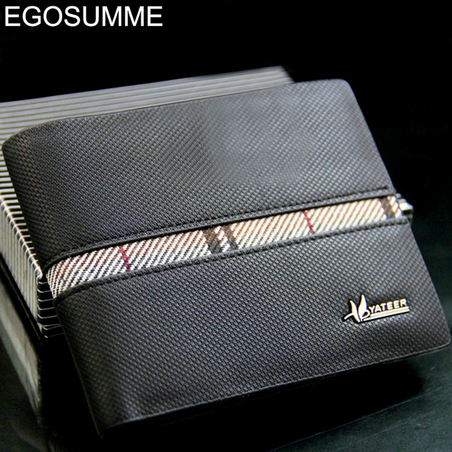 Man leather purse wallet man leather bags money clips MC009