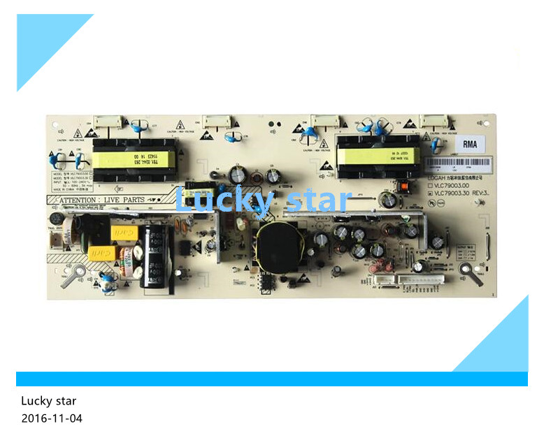 Original LU26K3 L26R3A power supply board VLC79003.00 VLC79003.30 good working good working original used for power supply board led 42v800 le 42tg2000 le 32b90 vp168ug02 gp power board