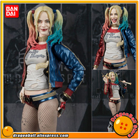 Anime Suicide Squad Original BANDAI Tamashii Nations S H Figuarts SHF Action Figure Harley Quinn