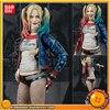 Anime Suicide Squad Original BANDAI Tamashii Nations S H Figuarts SHF Action Figure Harley Quinn