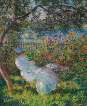 High Quality Alice Hoschede By Claude Monet For Wall Art Painting Picture Printed Oil canvas Suppliers
