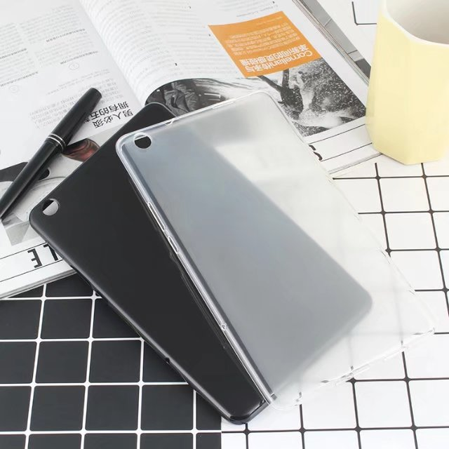 Ultra Thin Lightweight Tablet Case For HUAWEI MediaPad M3 Lite 8.0 CPN-W09/AL00 Soft Silicone TPU Cover Christmas Gift+Stylus