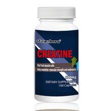 Креатин 500 мг 90 шт Креатин помогает увеличить энергию Креатин может помочь увеличить масса и размер тела