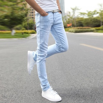 Casual Stretch Skinny Jeans 1