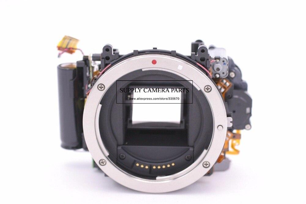 LIVRAISON GRATUITE! Nouveau pour Canon EOS 77D pour EOS 9000D boîtier miroir pour appareil photo avec élément d'obturation pièce de rechange