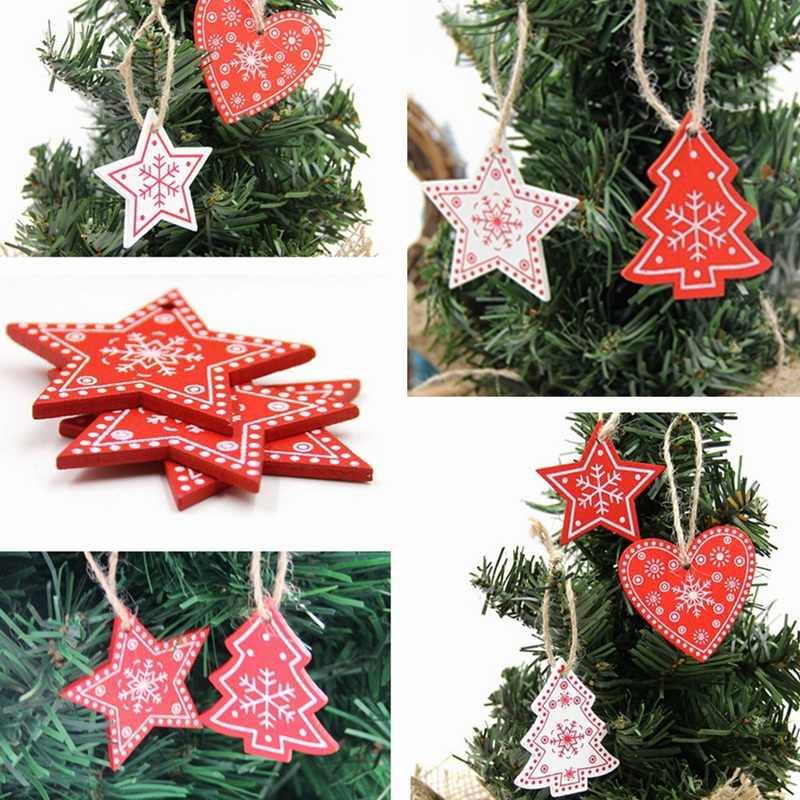 Detail Feedback Questions About 12pcs Christmas Creative Snow Tree