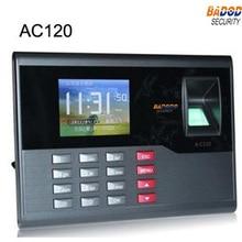 Realand RFID карта и отпечаток пальца время посещаемости TFT Время рекордер часы системы A-C120(отпечаток пальца, пароль, близость карты