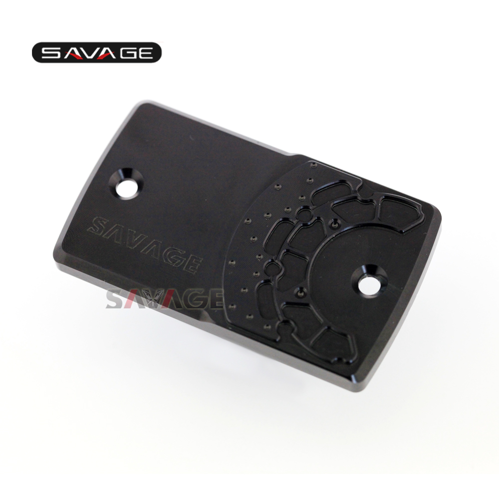 For SUZUKI GSX 600F/650F/750F GSX-R 250 GSX600F GSX750F KATANA Motorcycle Aluminum Front Brake Fluid Reservoir Cover Cap aftermarket free shipping motor parts for motorcycle 1989 2007 suzuki katana 600 750 billet oil brake fluid reservoir cap chrome