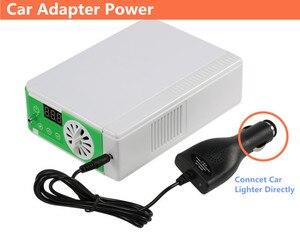 Image 2 - DC12V Li Battery Oxygen Concentrator Health Care Medical Car Use 110V 220V Mini Portable Oxygen Generator O2 Making Machine