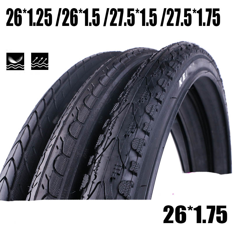 Bicycle Tires 26 Mtb Tires <font><b>27.5</b></font> Tire Mountain Bikes 26 * 1.50 26*1.25 26*1.75 27*<font><b>1.5</b></font> 27*1.75 MTB Tyres image