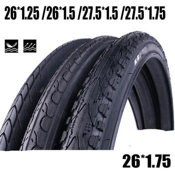 Neumáticos para bicicleta de montaña, 26 Mtb con neumático 27,5, neumáticos 26*1,50 26*1,25 26*1,75 27*1,5 27*1,75 MTB