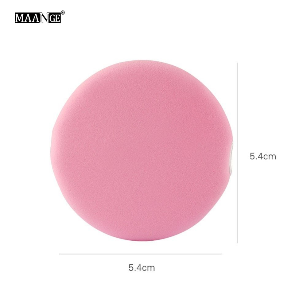 Image 4 - 4/8pcs Makeup Air Cushion Soft Sponge Puff Pro Dry Wet Concealer Foundation Smooth Powder Cosmetic Kit Tool #266727-in Cosmetic Puff from Beauty & Health