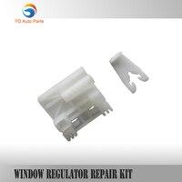 YD WINDOW REGULATOR COMPLETE CLIP SET RENAULT SCENIC I WINDOW REGULATOR REPAIR CLIP REAR-LEFT