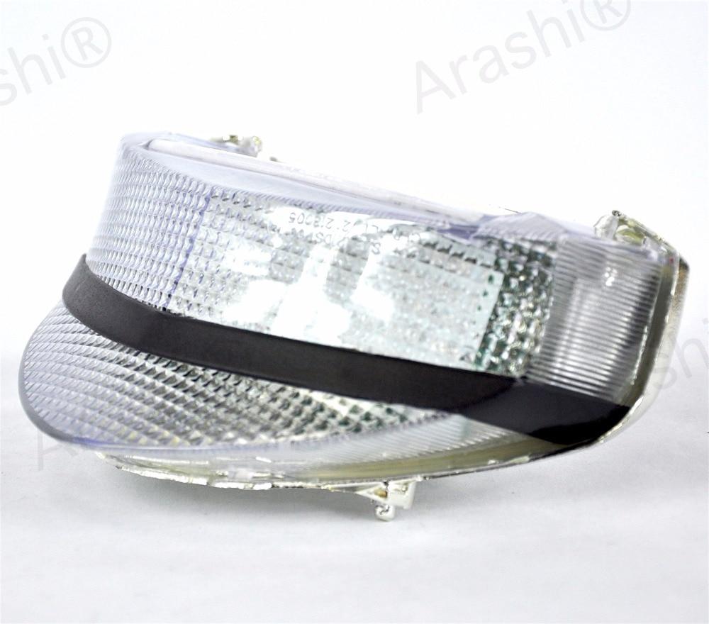 E-Mark Taillight For Honda CBR929RR 2000 2001 LED Turn Signals Rear Brake Tail Light Motorcycle CBR 929 RR CBR929 929RR 00 01 цены