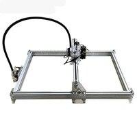 1PC DIY Laser Machine Laser Engraving Machine Cutting Plotter 300mw Mini Carving Engraving Area 35 50cm