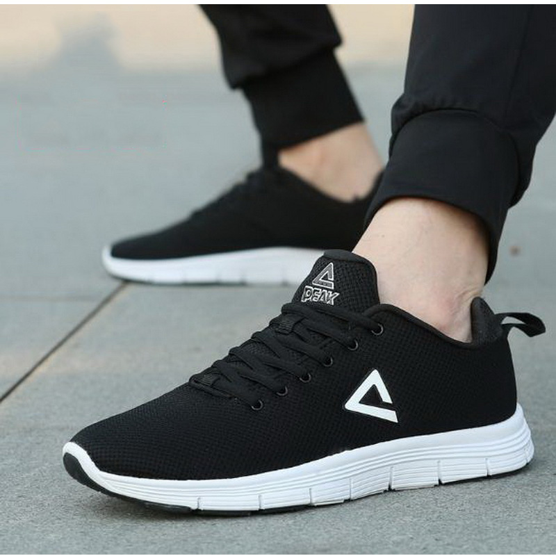 260350/Man Running Shoes Light Mesh Outdoor Sports Black Green Jogging Sneakers For mens Flat Walking Trend Shoes 2016 sale hard court medium b m running shoes new men sneakers man genuine outdoor sports flat run walking jogging trendy