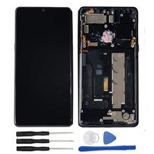 mobile phone LCD 5.99 For ZTE Nubia Z18 Display Touch Screen Digitizer Assembly NX606J Spare Parts