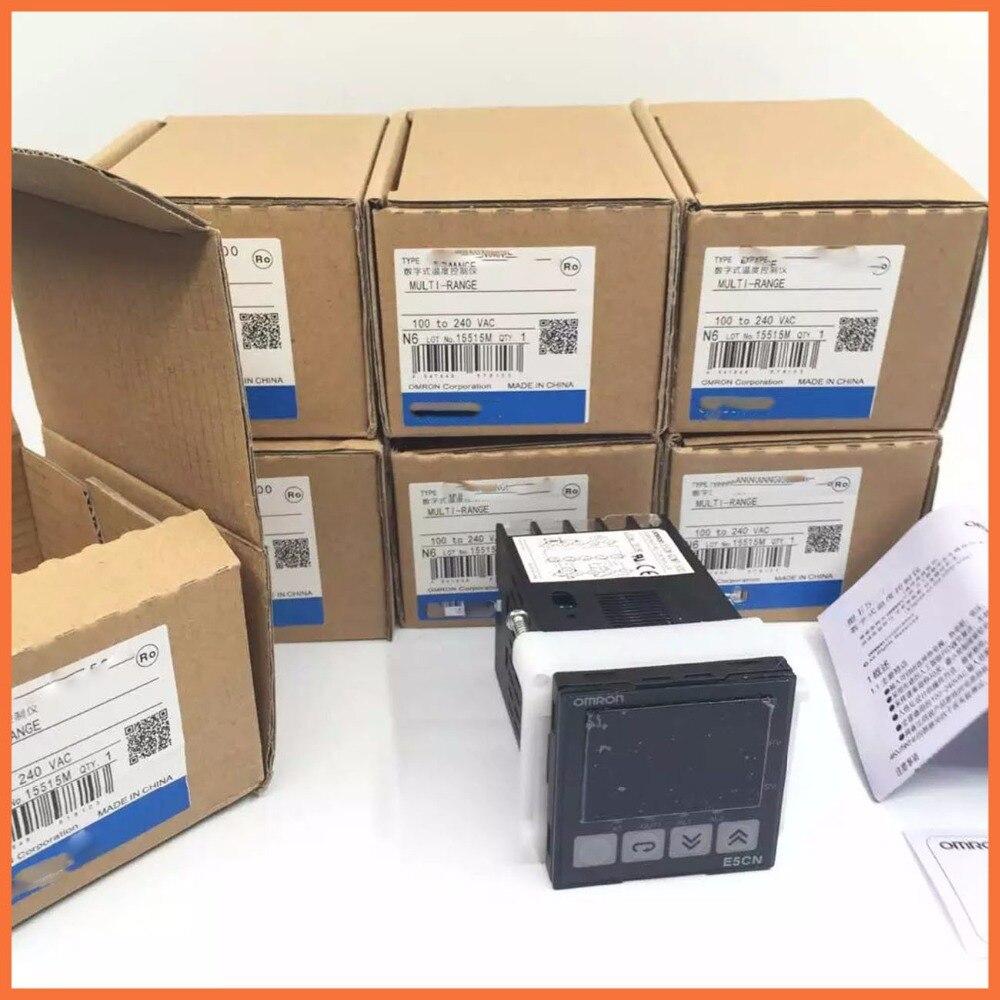 E5CN-R2MTD-500 Electronic temperature controller 100-240V AC E5CNR2MTD500 Tools part Digital temperature control instrument насадка культиватор mtd 400 750мм к мотокультиватору t 240 196 260 678
