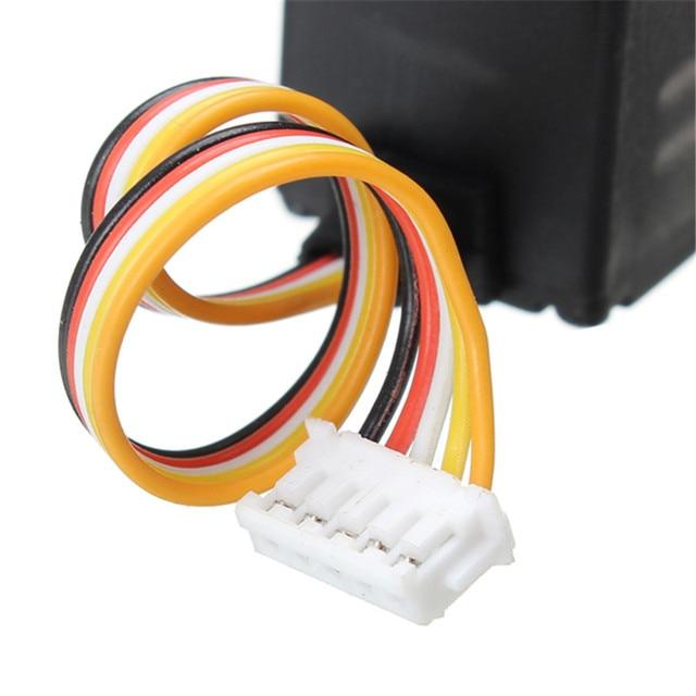 remo 5 wire servo e9831 1 16 rc car parts for truggy buggy short rh aliexpress com Futaba Servo Reciever Wiring AC Servo Motor Wiring Diagram