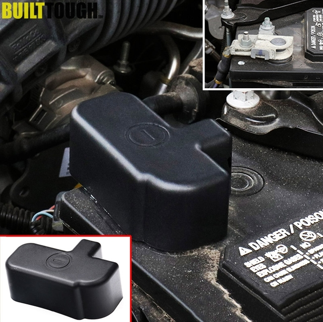 Engine Battery Anode Negative Cable Terminal Lid Cover For Ford Flex Taurus Sho Expedition 2017