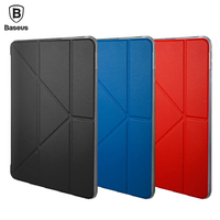 Baseus Leather Soft TPU Case For IPad 9 7 Pro 10 5 2017 Inch Coque Flip
