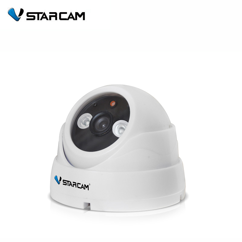 ФОТО VStarcam C7812IP IP Camera HD 720P Wierd Indoor Infrared Mini Dome Camera ONVIF/RTSP Motion Detection Alarm Camera