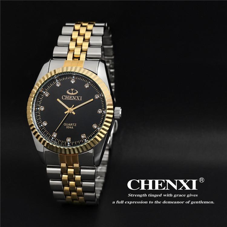 Couples Quartz Watch, Men's & Women's Watches, 30m Waterproof Wristwatches 24